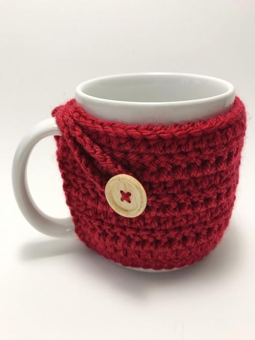 5YG35ouN6Ieq5ouNIOS6muW3nuS4kWMug==_mug cozy, crocheted red mug cozy, set of 2 cup cozies, cup cozy
