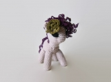 Crochet Pony, Amigurumi Stuffed toy