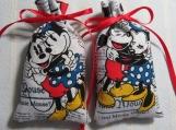 "Mickey/Minnie 3""X2"" Sachet-'Apple&Clover'Scent-Cindy's Loft-405"
