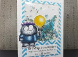 Humorous Birthday Shaker Card