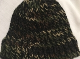 Camouflage Winter Infant Hat