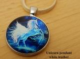 Unicorn Necklace.