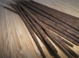 20 Hand-Dipped Incense Sticks - Red Clover Tea Scent