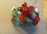 Lampwork - Collectable Koi Bead