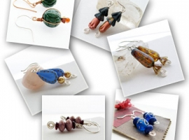 Affordable Handmade Earrings under $13.00 USD