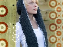 Awesome Earflap Hat / Knitting Pattern PDF
