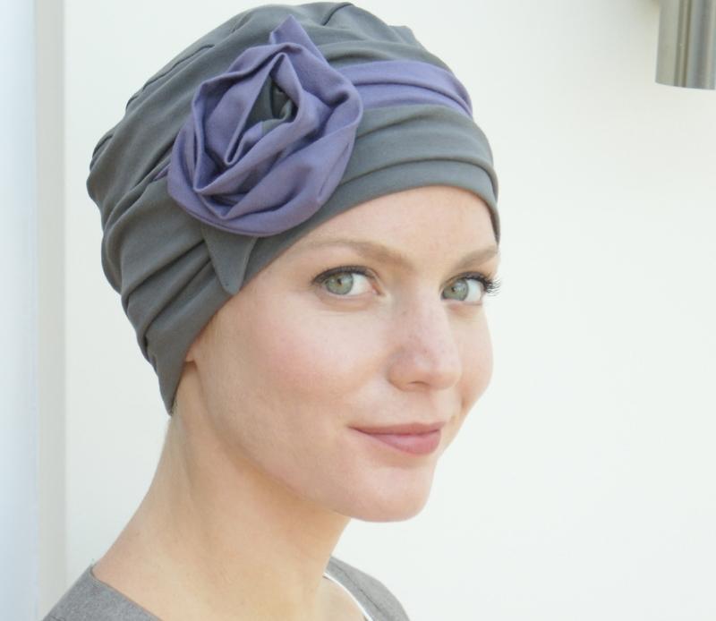 Chemo hat - Selina pre-tied fashion turban for cancer patients 8e62024391c