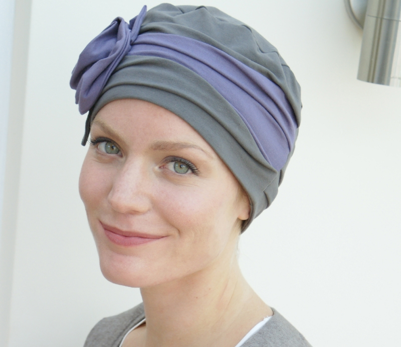 d6eb314f5f2 Chemo Hat Selina Pre Tied Fashion Turban For Cancer Patients