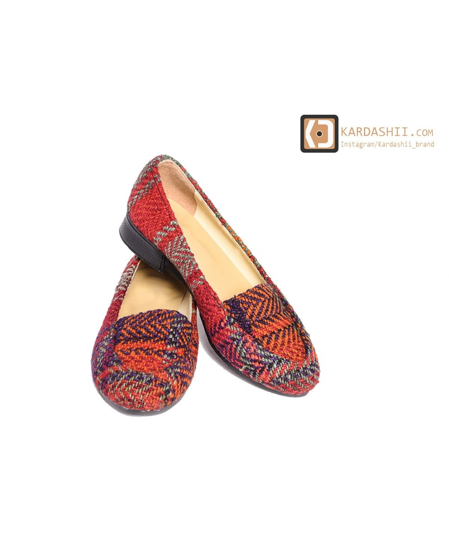 Handmade Carpet Hand Woven Shoes For Birthday Or Christmas