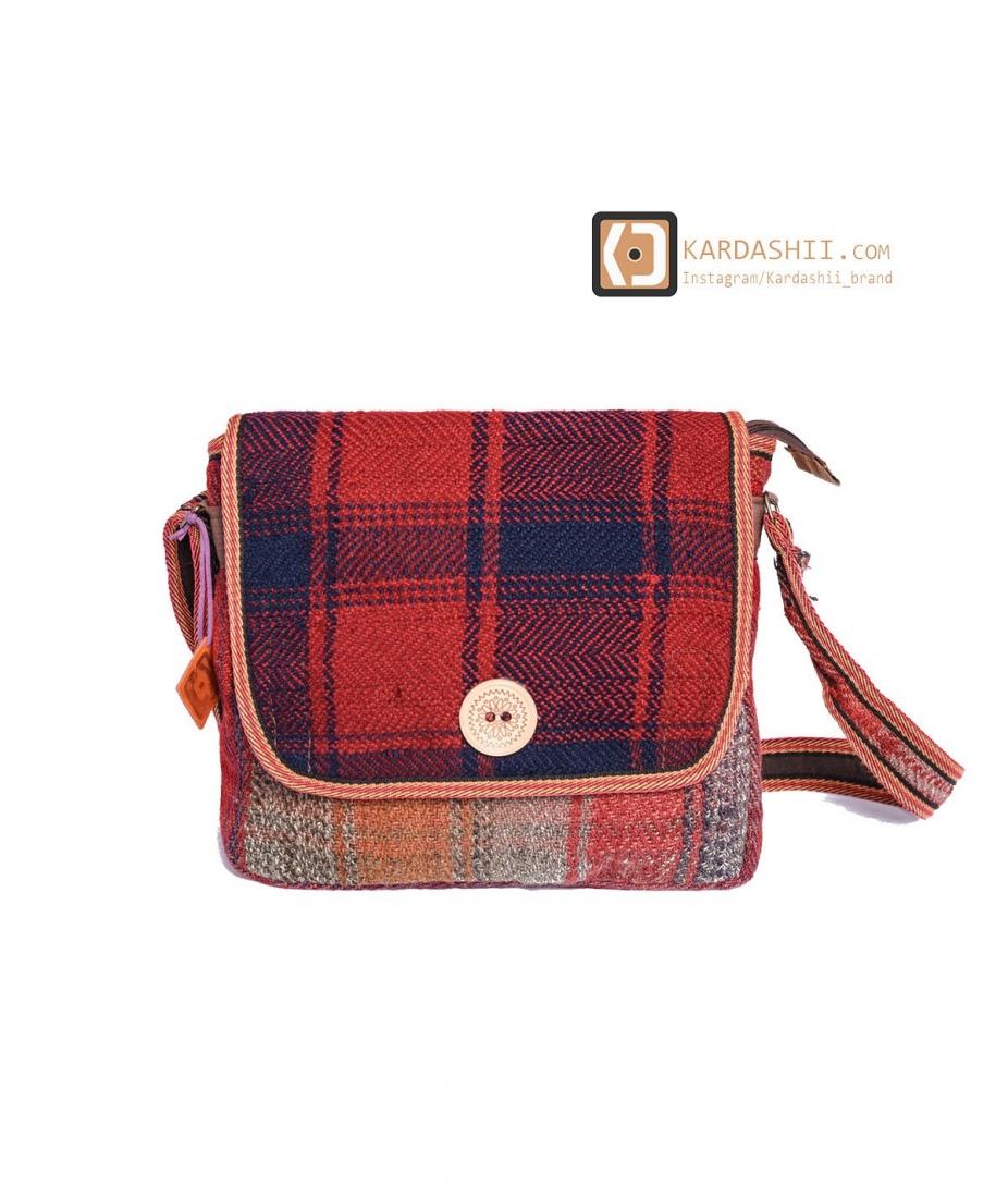 Handmade Carpet Hand Woven Shoulder Bags For Birthday Or Christmas