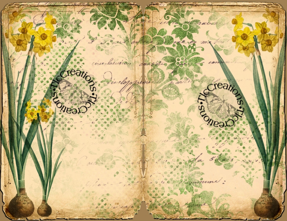 image about Vintage Printable named March Day by day Magazine Traditional Printable Magazine Package