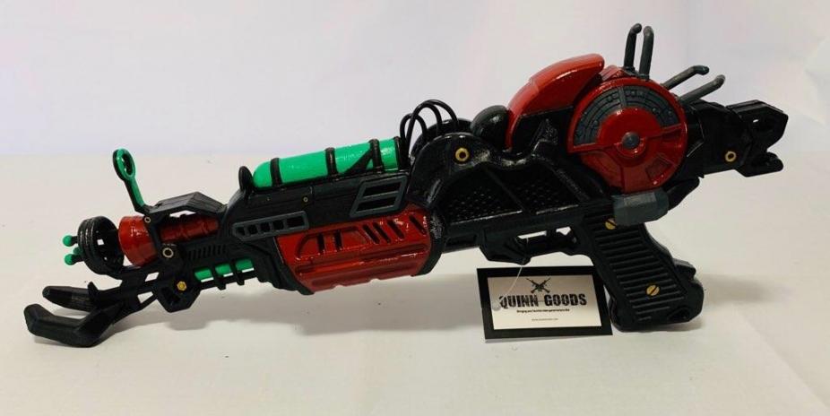 CoD Inspired II Ray Gun Full Size Replica