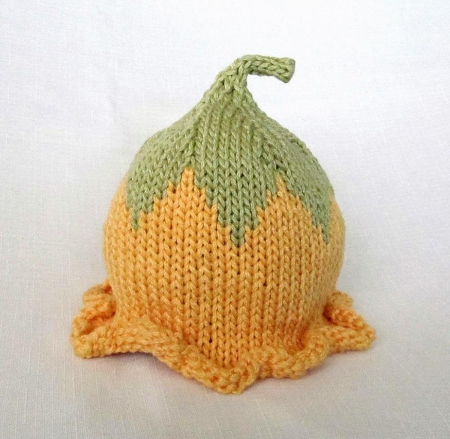 Boston Beanies Knit Baby Flower Fairy Hat Pattern by BostonBeanies 200deaa8317