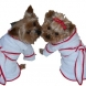 Cosy bath robe for furkids