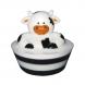 Black & White Cow Glycerin Soap