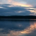 Sunset on the Lake, Algonquin Park, Photo Print 8' x 6'