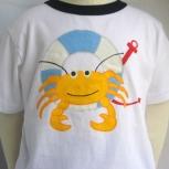 T-shirt Closeup