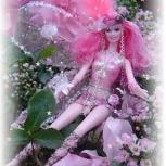 Rosabella ~ English Garden Fairy