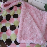 Gorgeous Boutique Chic Custom Blanket for you..