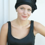 pretied turban scarf  hat