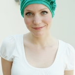 pretty chemo headwear