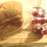 Bread Board Candle