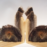 Turkey Bookends