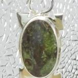 Green Jasper Pendant