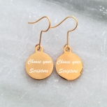love and dove christian scripture drop earrings canada