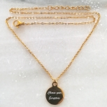love and dove christian scripture necklace canada