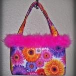 Little Hands Handbag ~ Daisy Love