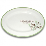 Little Bird Cherry Blossom Wedding Signature Platter