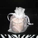 3oz candle- wedding favor