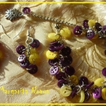 Original Jewellery Set - Buttons
