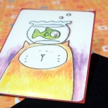 Card in Sleeve