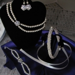 Custom Bridal Jewelry Set