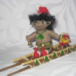Mu, the Menehune Elf