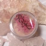 Pink Quartz Minerals Foundation