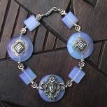Art Nouveau Goddess Bracelet