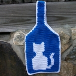 Snow Cat Tote
