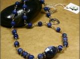 Bali Sodalite Link Necklace