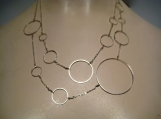 Going Around in Circles Necklace
