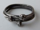 Ox Rox Rings - Set of 3