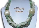 Sienna Handcrafted Gemstone Necklace
