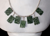 WILD GREEN - jewelry set