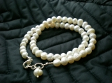 Genuine Beautiful freshwater Pearl necklace