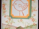 Little Birdie Notecard