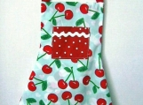 Cherries Cherries Little Girl Apron
