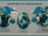 Heartfelt Memorial Bracelet