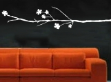"ShaNickers-""Cherry Blossoms"" Wall Decal, FREE SHIPPING"